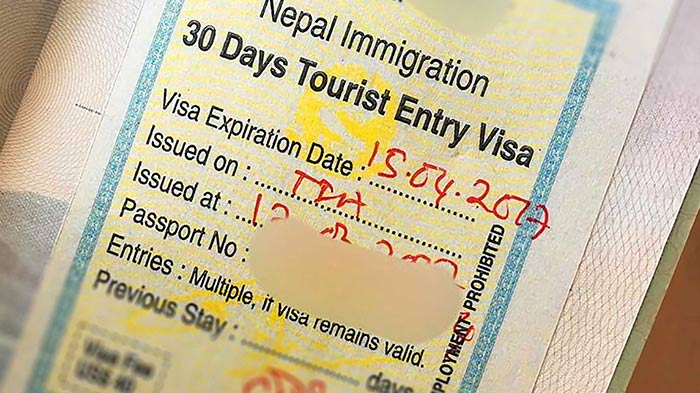 How to get Nepal Visa for Tourist on arrival