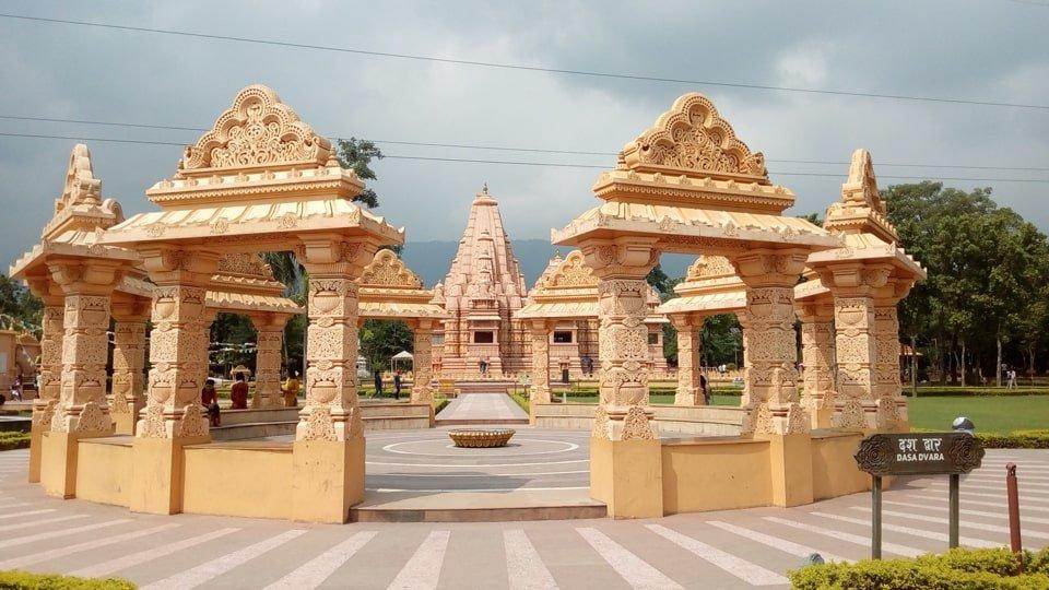 CG Temple Shaswatdham