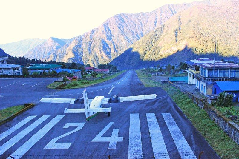 Lukla Nepal Airport
