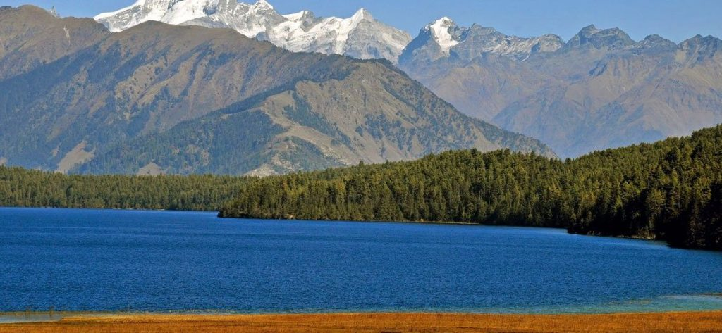 Rara Lake Helicopter Tour