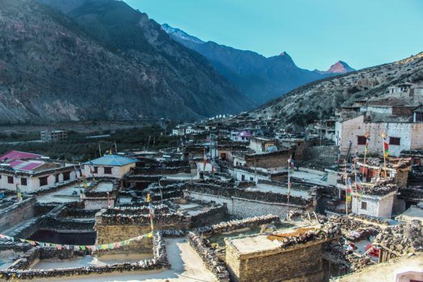 Mustang Nepal trek
