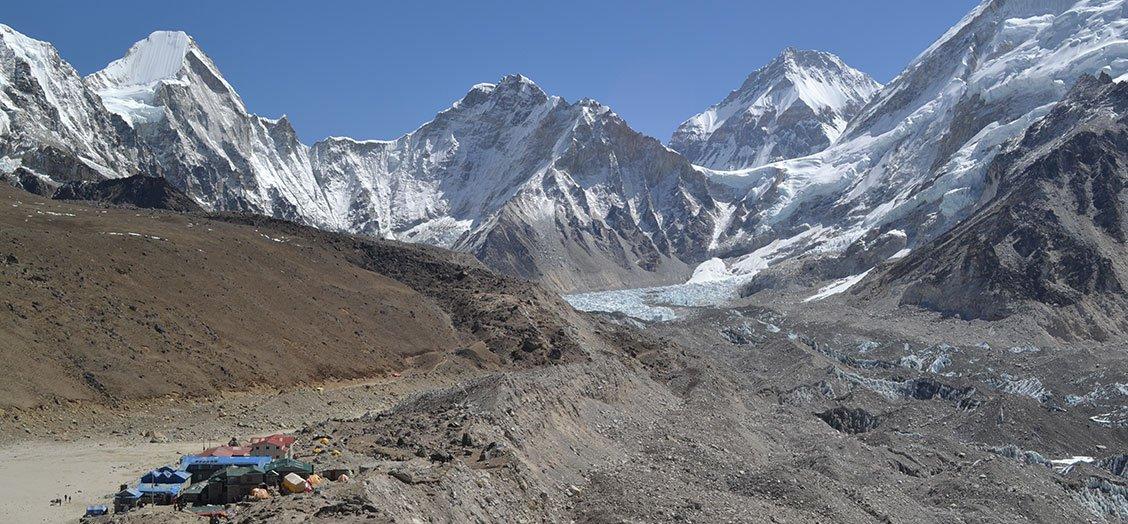 Everest Trek to Base Camp