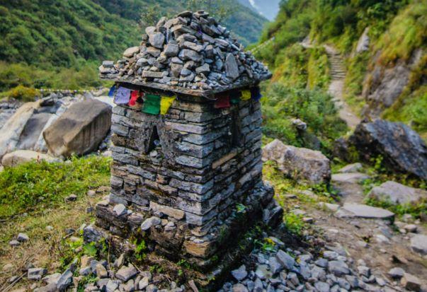 Annapurna Base camp in February