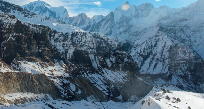 Annapurna in October