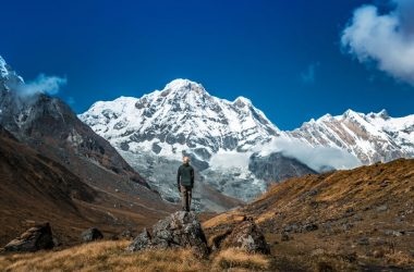 Annapurna Circuit Trek Difficulty