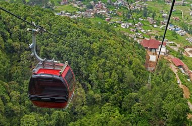 Chandragiri Cable Car