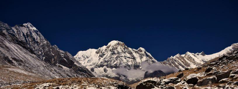 Annapurna Base camp in May