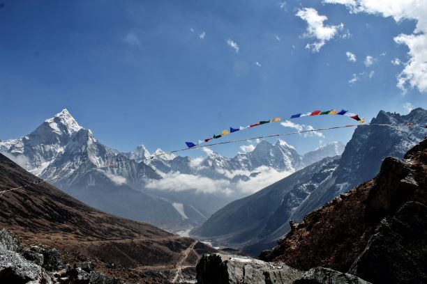 Mount Everest May