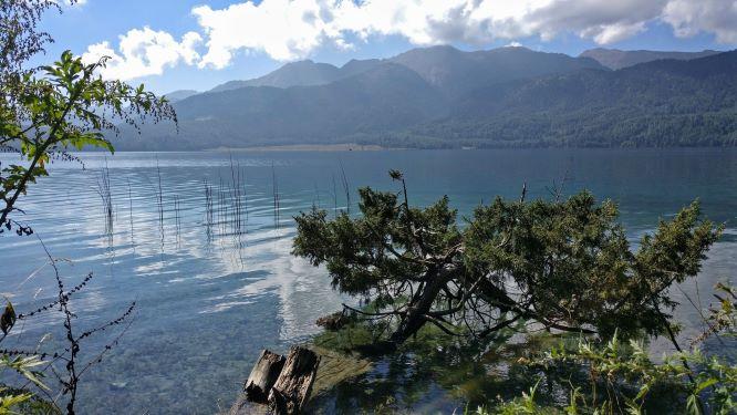 Lake in Nepal