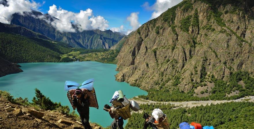 Upper Dolpo trek permit