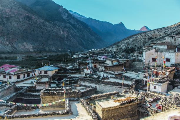 Upper Mustang trek Nepal