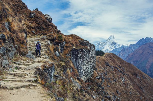 Nepal trekking costs