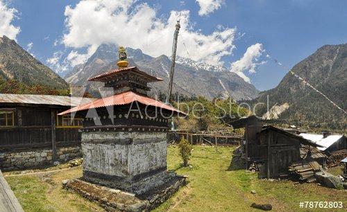 Kanchenjunga elevation