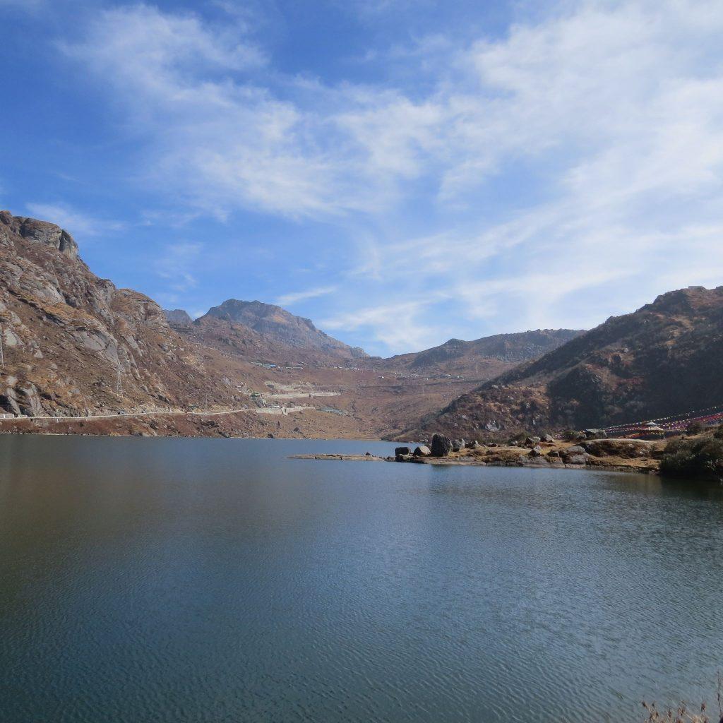 Tsongmu lake sikkim