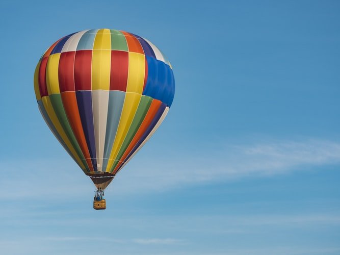 Hot air balloon in Pokhara Price