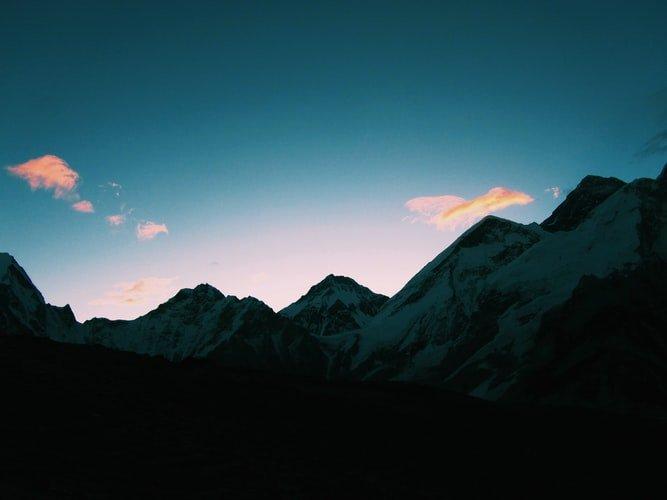 Kala Patthar Everest Three pass trek